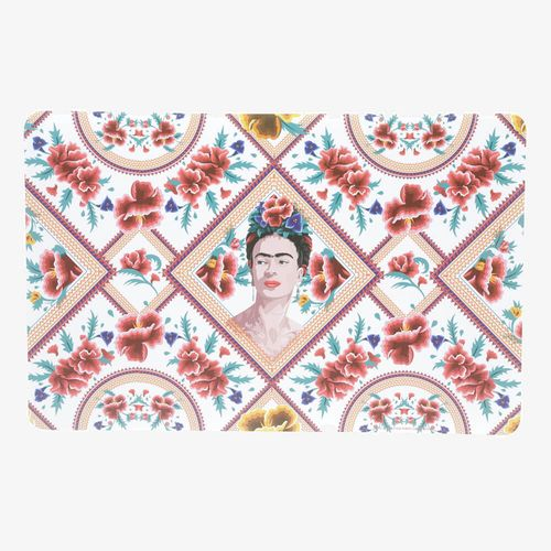 Lugar-americano-frida-kahlo-red-face-and-flowers-colorido